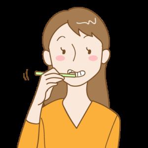 朝 歯磨き いつ